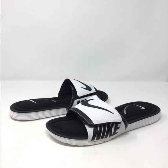 Authentic Men's Nike Solarsoft Comfort Slide